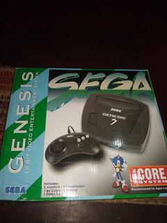 Sega Génesis 16 Bit Video Entertainment