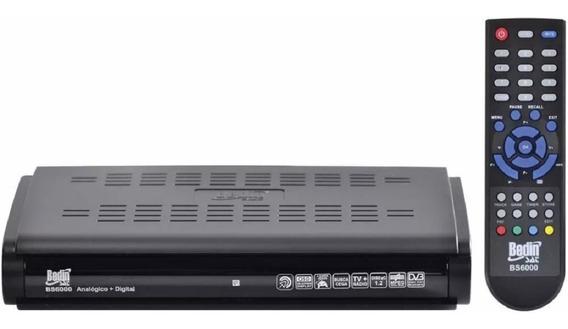 Receptor Tv Digital E Analógico P/ Antena Parabólica Anadigi