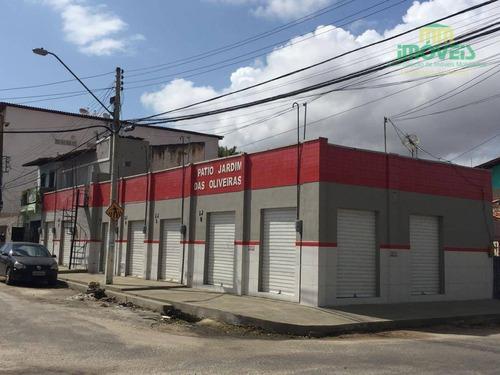Imagem 1 de 11 de Loja Para Alugar, 40 M² Por R$ 790,00/mês - Jardim Das Oliveiras - Fortaleza/ce - Lo0004