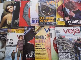 Revistas Veja Lote Com 50 Unidades Saldão