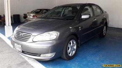 Toyota Corolla Sedan Sincronico