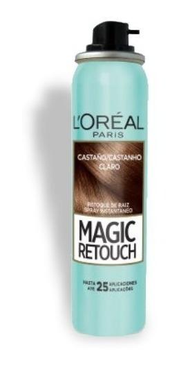 Cubre Canas Spray Retocador De Raices Loreal Magic Retouch