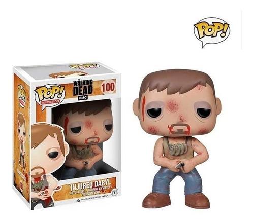 Funko Pop Daryl The Walking Dead Coleccion Muñeco Original