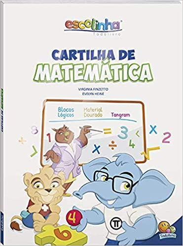 Escolinha Cartilha De Matematica Finzetto, Virginia