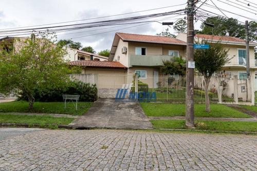 Imagem 1 de 28 de Casa Com 4 Dormitórios À Venda, 248 M² Por R$ 850.000,00 - Guabirotuba - Curitiba/pr - Ca0349