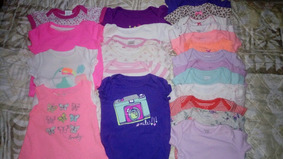 Lote Bodys Carters