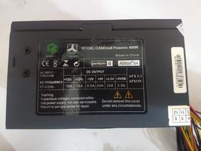 Fonte De Alimentação Casemall Powerex 400 W