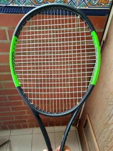 Imagen 1 de 2 de Raqueta Tenis Wilson Blade Como Nueva