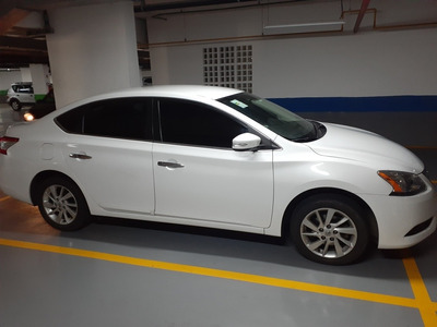 Nissan Sentra 2.0 Sl Flex Aut. 4p 2014