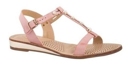 Sandalia Casual Traba Price Shoes 1026 Rosa 170433 Msi