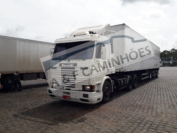 Scania R 113 360 1998 6x2 Top Line ( Somente O Cavalo )