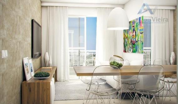 Apartamento Residencial À Venda, Jardim Do Lago, Campinas. - Ap0470