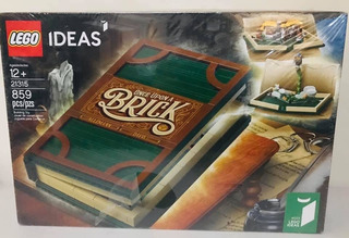 Lego Ideas Set 21315 Brick Tales Pop Up Book