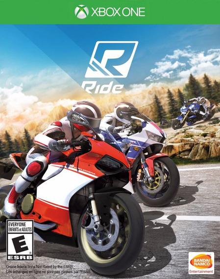 Ride - Xbox One - Pronta Entrega! Nacional!