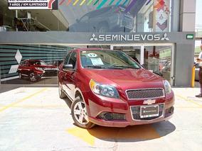 Chevrolet Aveo Estandar 2017