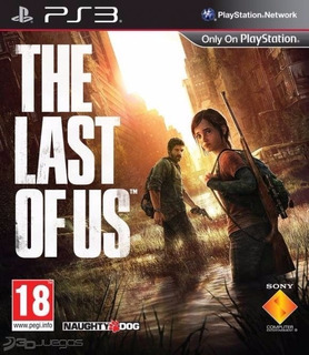 The Last Of Us Ps3 Juego Completo + Tema Dinamico