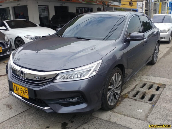 Honda Accord At 3500cc V6