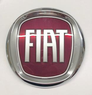 Insignia Emblema Logo Fiat Delantero Fiat Argo Original