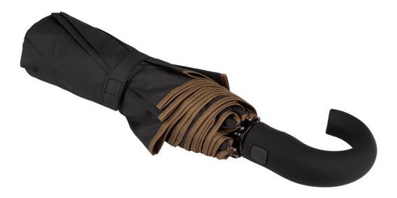 Paraguas C-collection Automático Mango Curvo Anti-viento # 468 - Fabricación Europea