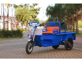 Triciclo Elétrico Mini Cargo