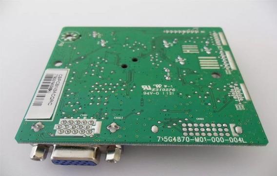 Placa Sinal Monitor Aoc Lcd E1621swb Cod 479