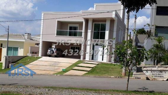 Condomínio Reserva Santa Maria Sobrado Com 4 Dormitórios Para Alugar, 540 M² Por R$ 6.500/mês - Jardim Do Golf I - Jandira/sp - So1000