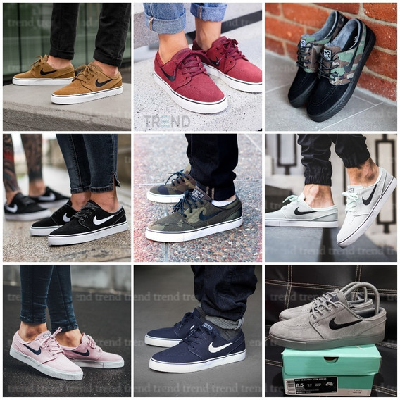 *+*zapatos Nike Janoski Stefan / Nike Sb Og *+*