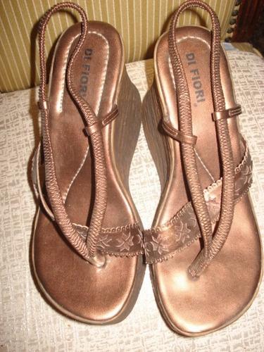17461183c Sapato Anderflex - Sapatos Dourado escuro em São Paulo Zona Leste no ...