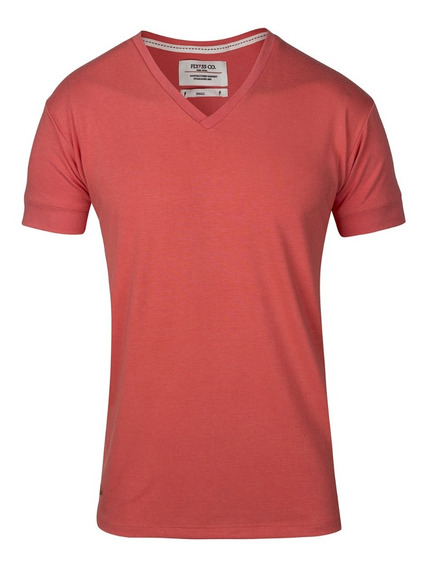 Remeras Lisa Hombre Elastizadas Slim Fit Quality Import Usa