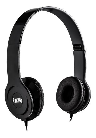 Headphone Stereo Tda Td-7100 Promoção So Hoje