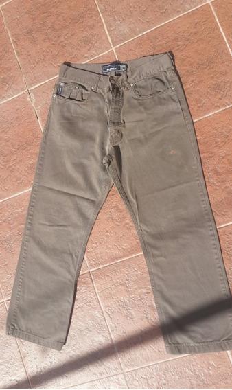 Pantalon Hombre Legacy.t 32.ideal Bajitos.medidas