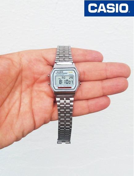 Relógio De Pulso Wr Retrô Vintage Unissex ( Várias Cores )