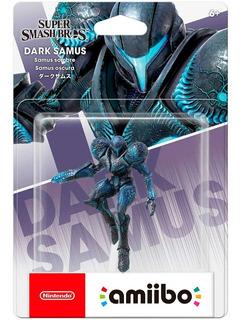 Amiibo Dark Samus Smash Bros Ultimate Nintendo Switch: Bsg