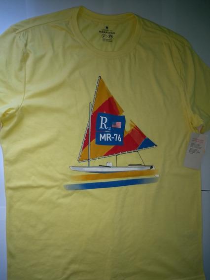 Camisa Amarela Masculina Hype