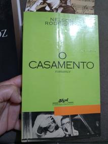 Livro O Casamento De Nelson Rodrigues