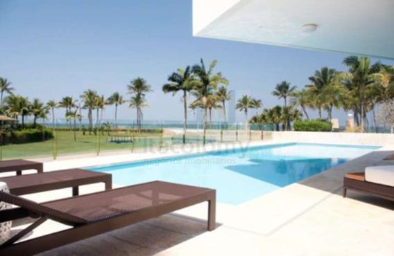 Ref: 2062 Casa Pé Na Areia Riviera De São Lourenço - 2062