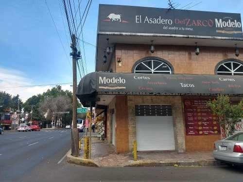 Renta Local Comercial Division Del Norte Esquina Sur