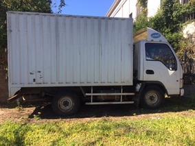 Camion Jac Furgon Impecable
