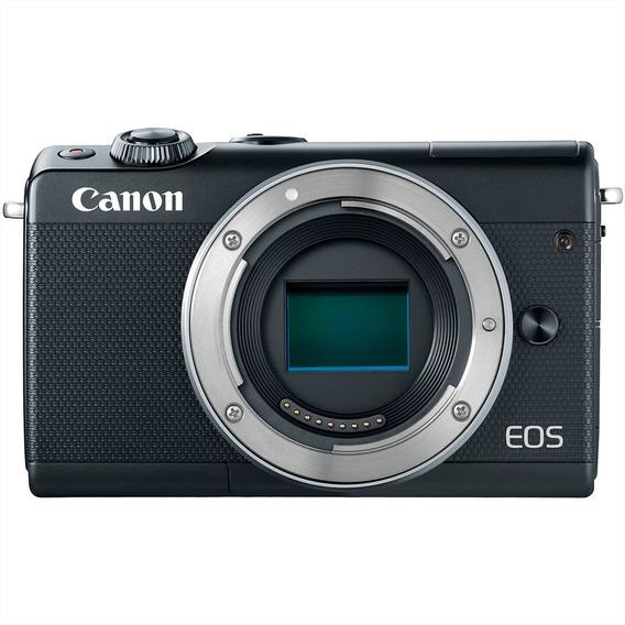 Câmera Canon Eos M100 15-45mm Is Stm