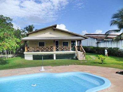 Casa 3/4 Em Jauá - 2080