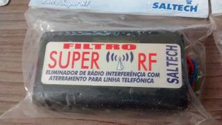 3 Uni Filtro Linha Telefônica Ou Ramal E Radio Interferência