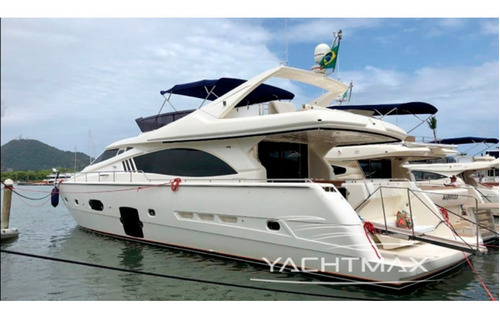 Ferretti 750 2011 - Azimut Princess Schaefer Intermarine#468