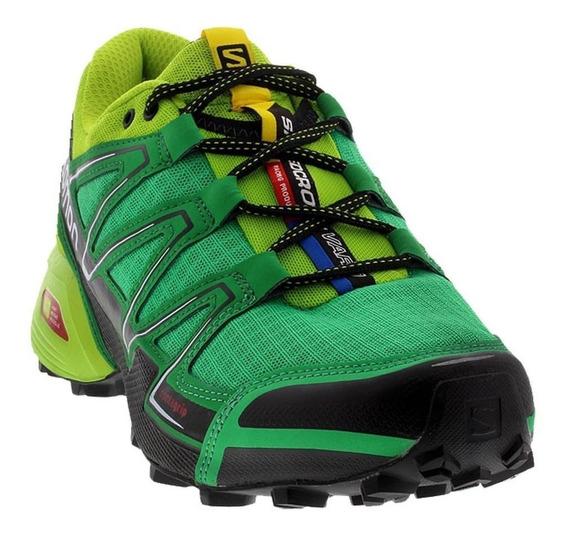 Salomon Speedcross Vario Real Green 379077