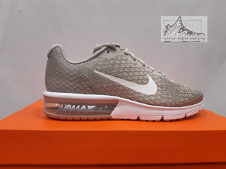 Zapatillas Nike AIR MAX SEQUENT 2 852465 009 GrisVerde