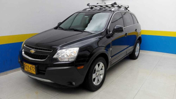 Chevrolet Captiva Sport 2,4 5p Mod 2011 Financiación 100%