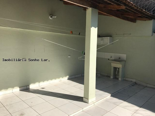 Casa Para Venda Em São Paulo, Rio Pequeno, 2 Dormitórios, 1 Suíte, 2 Banheiros, 2 Vagas - 8120_2-531243