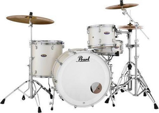 Bateria Pearl 3 Cuerpos Decade Maple 24/13/16