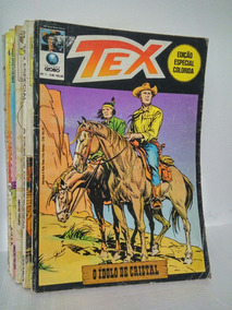 Tex Colorida - Globo - 1 A 6