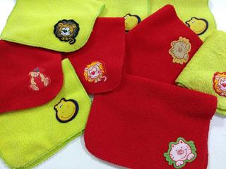 Toalla De Mano Infantil - Souvenirs Pack X 10 Unidades