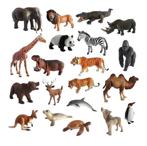 Clarín Colección Completa Mundo Animal Nat Geo